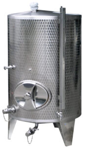 cuves de stockage cylindriques