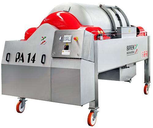 pressoir pneumatique automatique
