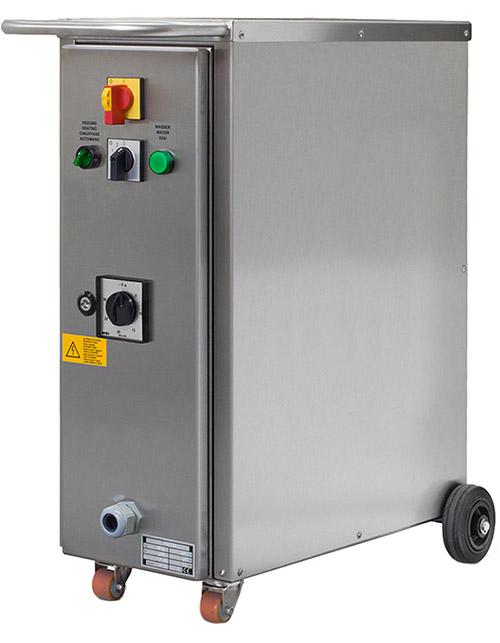 Le générateur électrique de vapeur en continu 'TD 13/3'