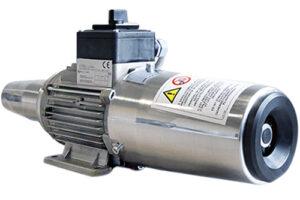 La tête de lissage semi-automatique modèle '4010/4S'